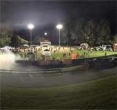 Fall Fest - park view