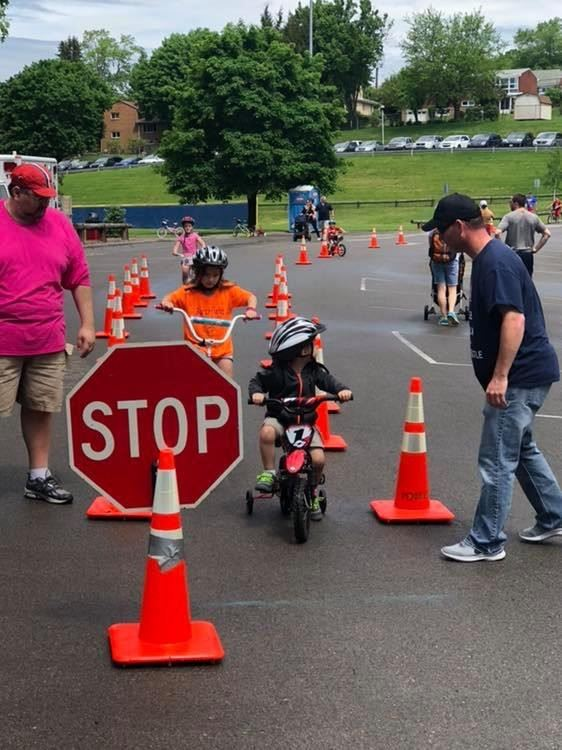 Bike Rodeo Picture