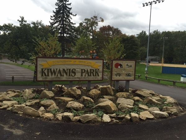 Kiwanis Park Sign