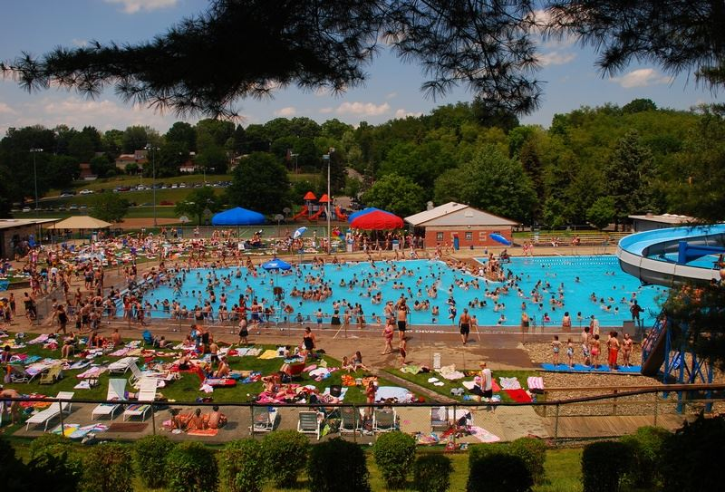 Crawford Pool