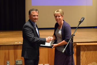 Det. Heinl Friend of Education Award